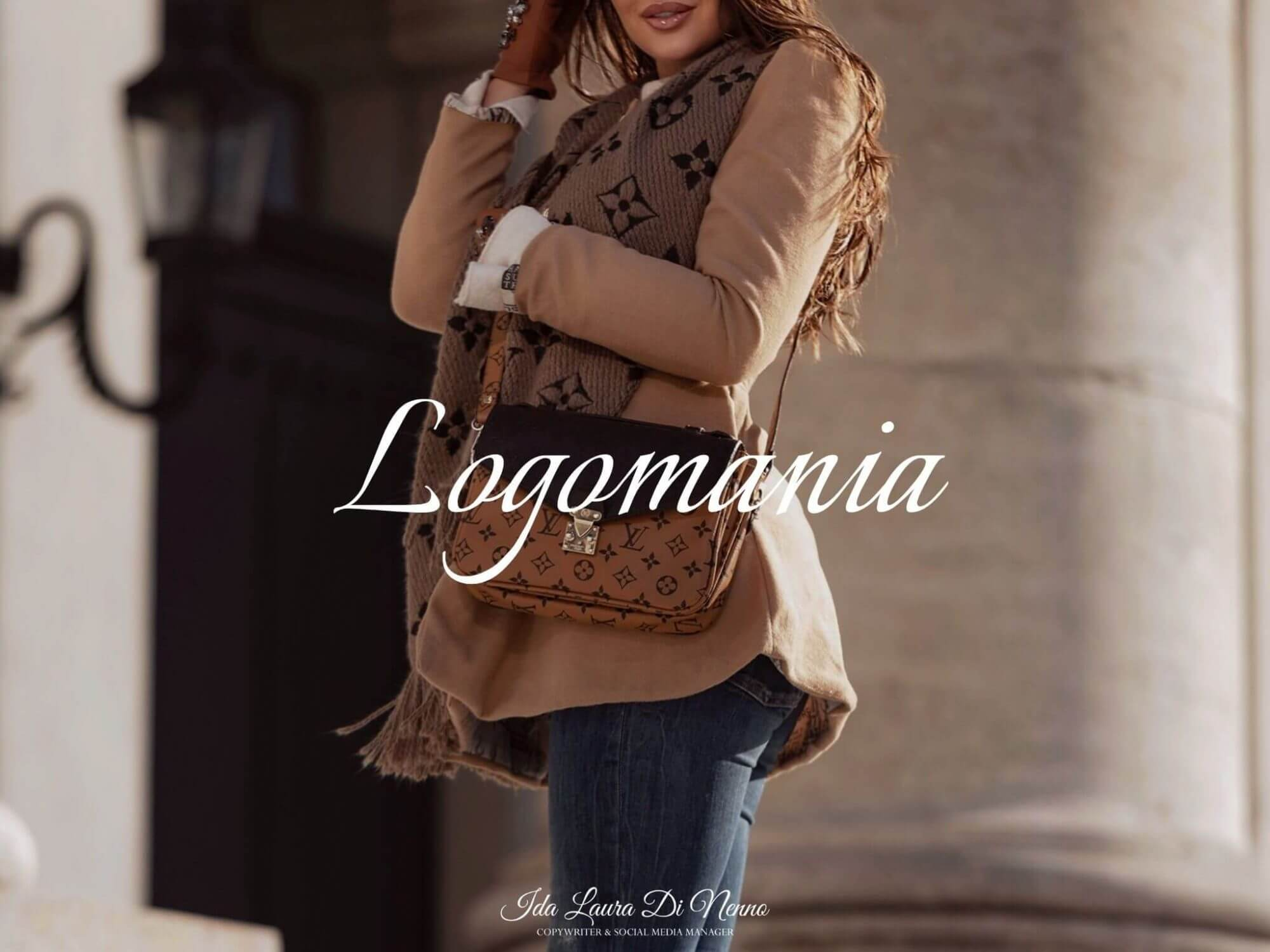 Logomania: il piacere di mostrare