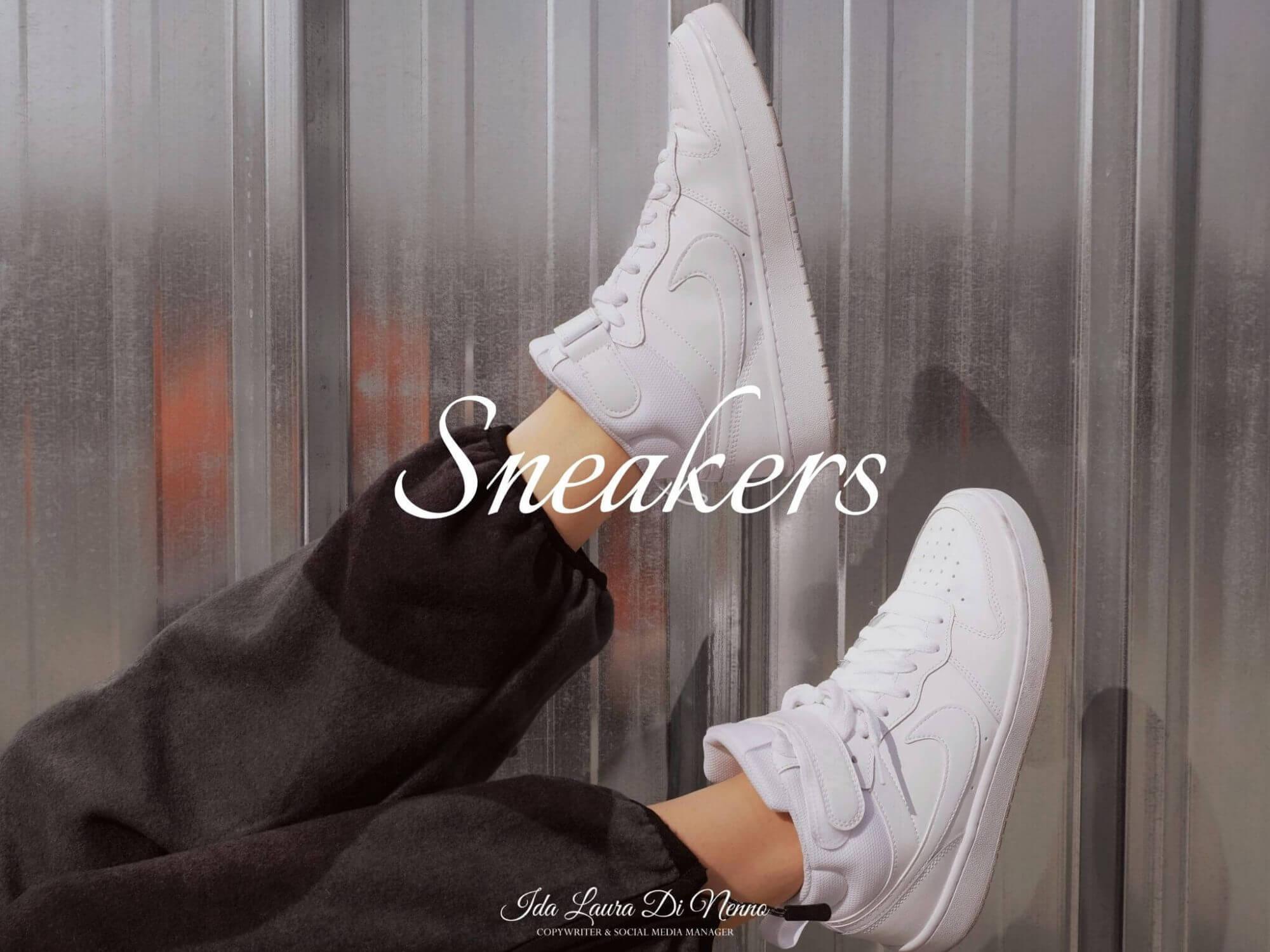 Sneakers: la scarpa perfetta per ogni occasione