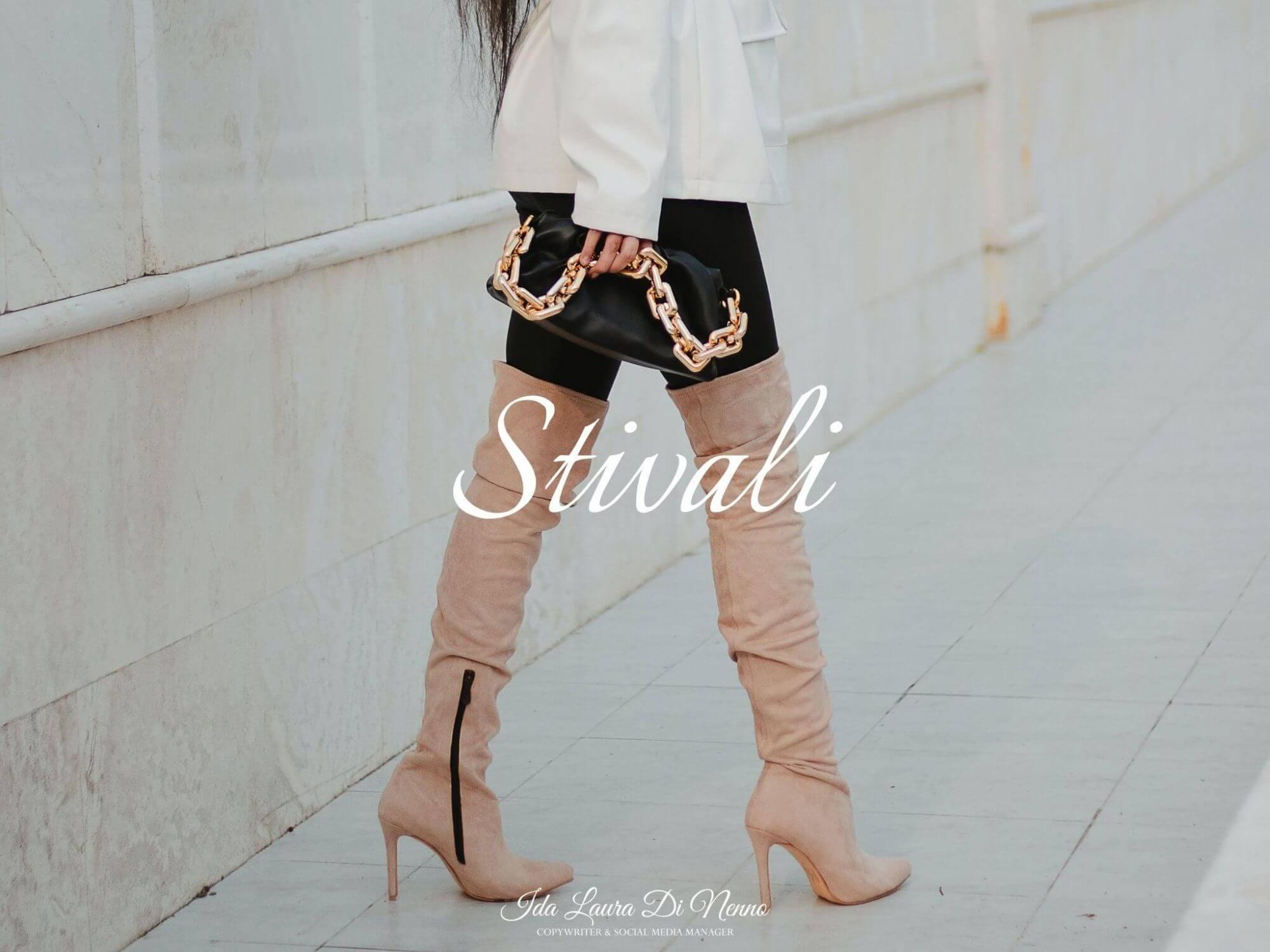 Stivali: Self-confident e praticità