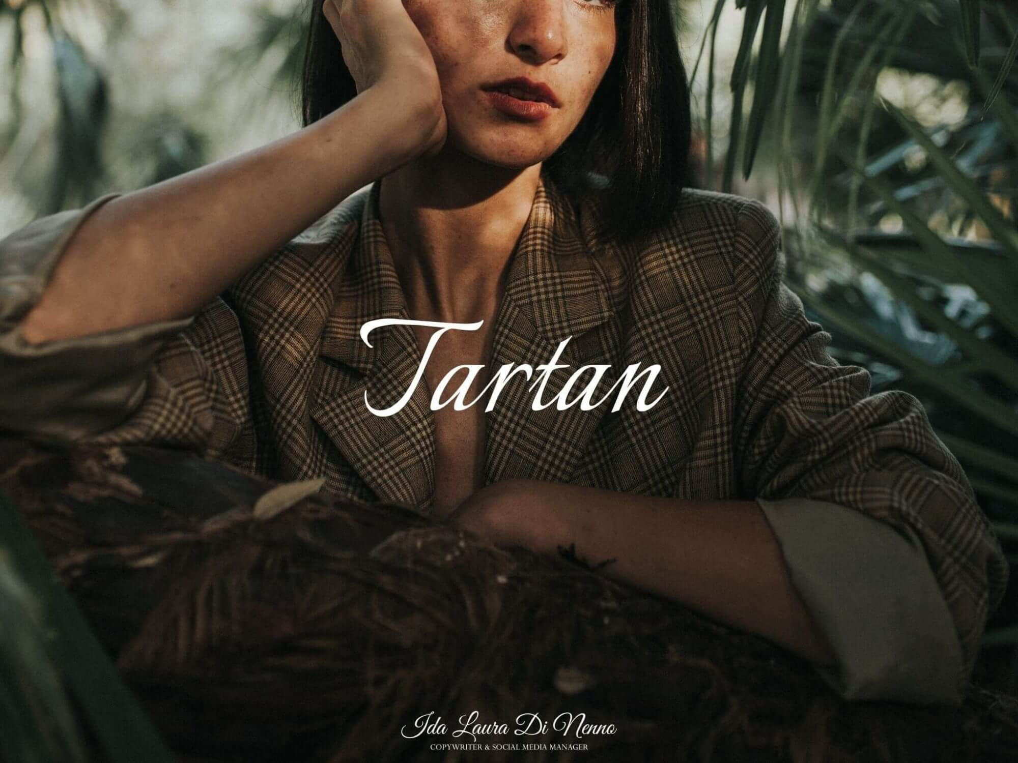Tartan: una trama punk-chic per un caldo inverno