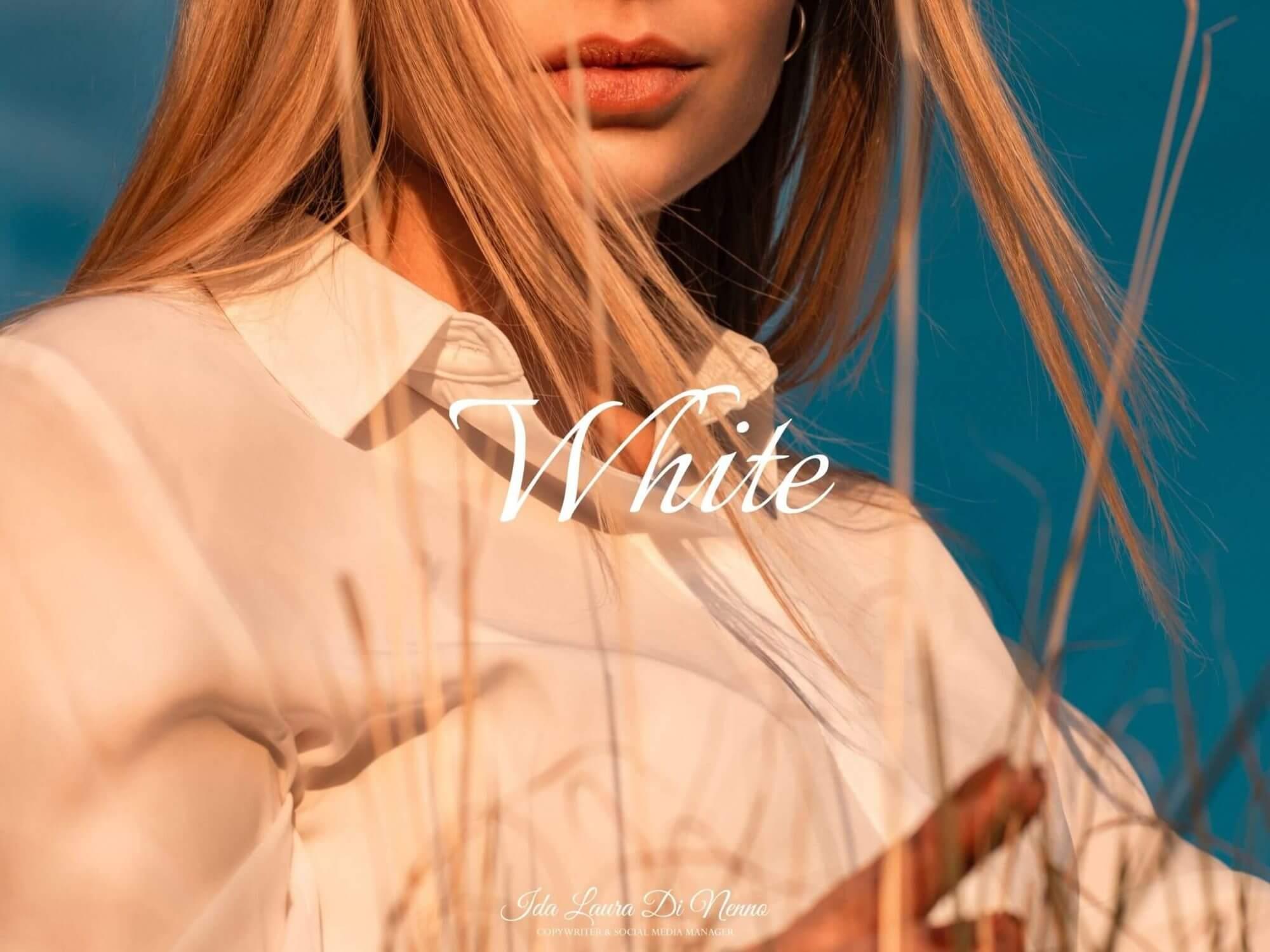 White: la bellezza della semplicità